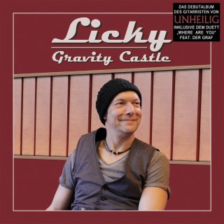Licky - Gravity Castle - CD