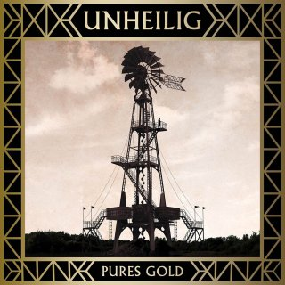 Unheilig - Best Of Vol. 2 - Pures Gold - CD - VÖ 06.10.2017