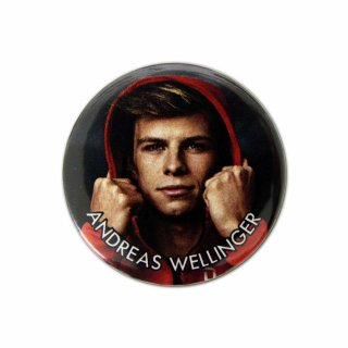 Andreas Wellinger - Button - Portrait