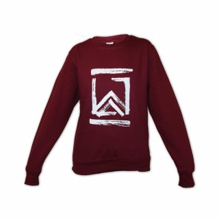 Andreas Wellinger - Sweater Burgundy - Logo 2.0