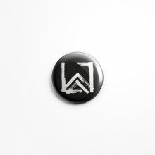 Andreas Wellinger - Button - Logo 2.0