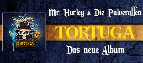 Mr. Hurley und die Pulveraffen