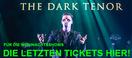 The Dark Tenor - die Weihnachtsshows